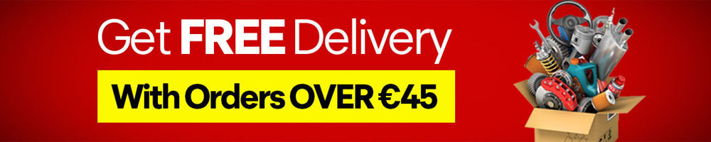 FREE DELIVERY AT IRISH AUTOPARTS.IE